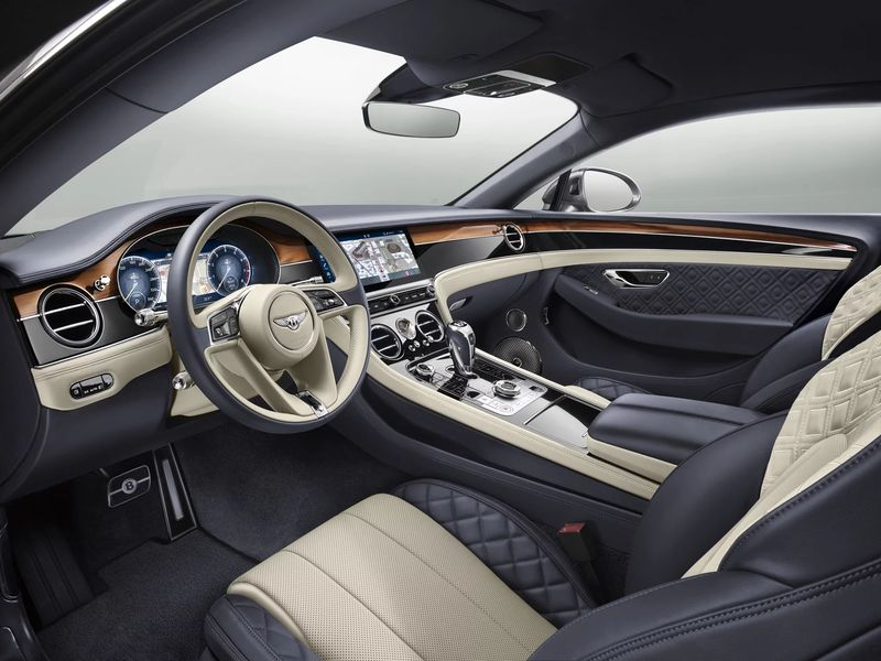 xehay Continental GT 050518 1 Bắt gặp Bentley Flying Spur 2019 gần hoàn thiện đang trên đường thử nghiệm