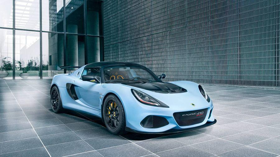 xehay lotus exige sport 410 040518 4 Lotus ra mắt Exige Sport 410   phiên bản thuần hơn của Exige Cup 430