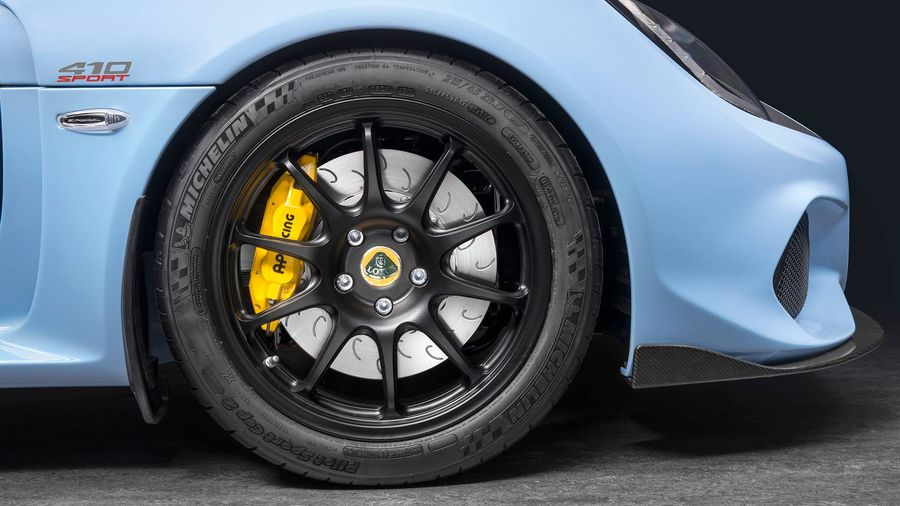 xehay lotus exige sport 410 040518 6 Lotus ra mắt Exige Sport 410   phiên bản thuần hơn của Exige Cup 430