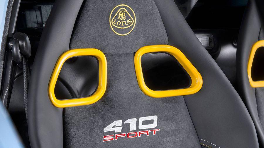 xehay lotus exige sport 410 040518 8 Lotus ra mắt Exige Sport 410   phiên bản thuần hơn của Exige Cup 430