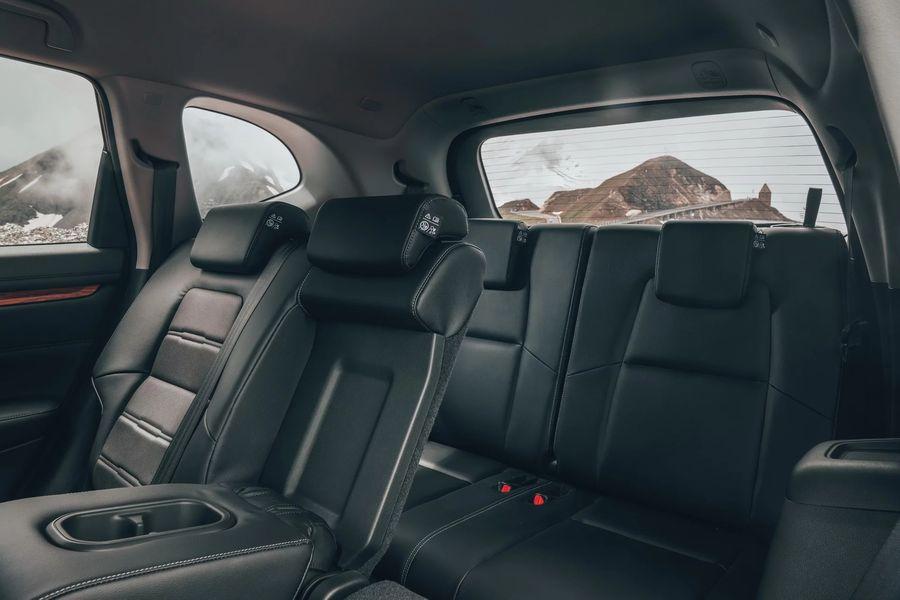 Hàng ghế sau xe Honda CRV 2019 màu đỏ mới   Hotline: 0917 325 699