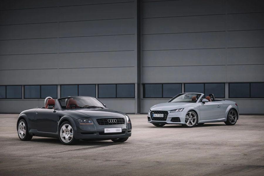 Audi Tt 2019 được Trang Bị Nhiều Phien Bản động Cơ Tăng Ap 2 0 Lit Mới