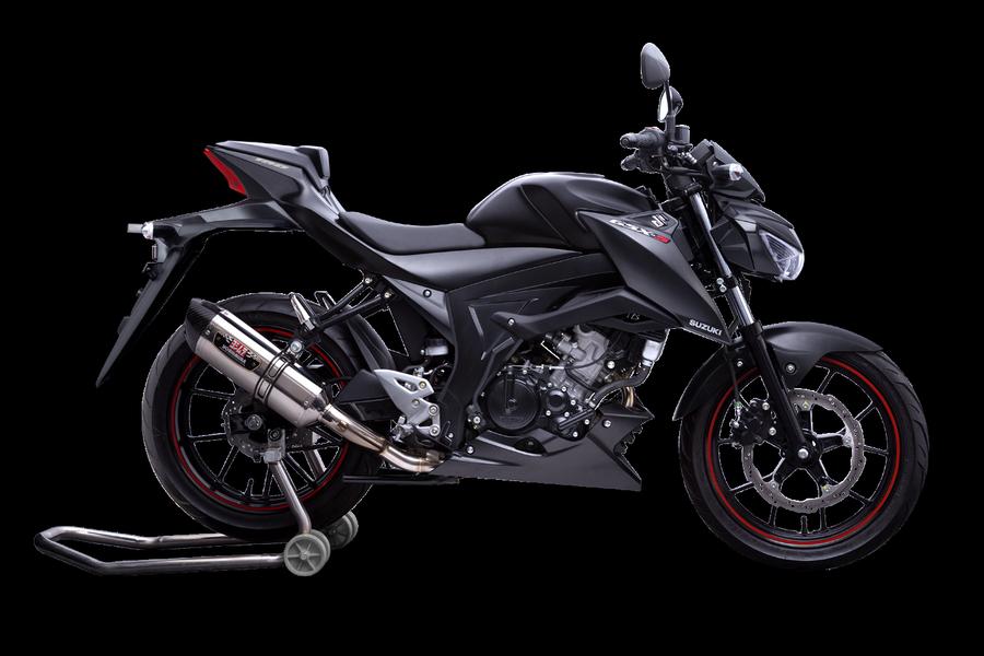 """Suzuki GSX-S150 phiên bản Yoshimura, thêm """"bùa yêu"""" cho chiến mã - Hình 2"""