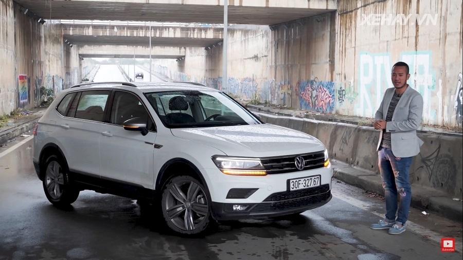 Video đanh Gia Xe Volkswagen Tiguan Allspace Xe đức Gia Rẻ