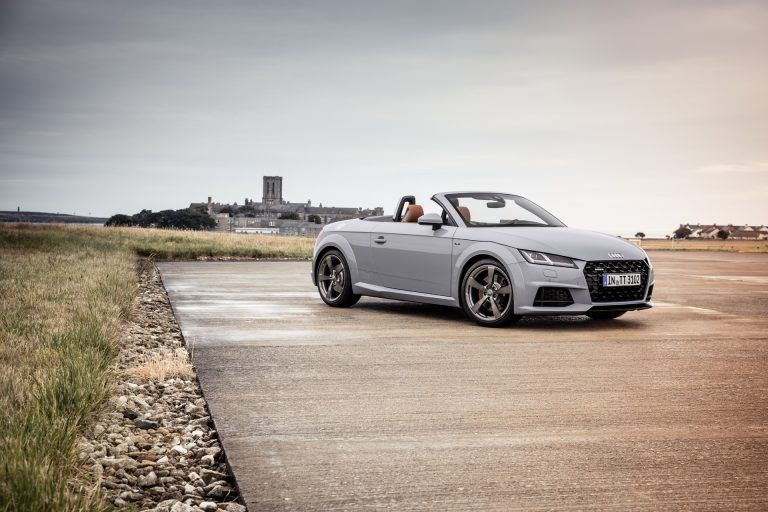Audi Ra Mắt Phien Bản Kỷ Niệm Tt 20th Anniversary 2019 Gia Từ 1 23