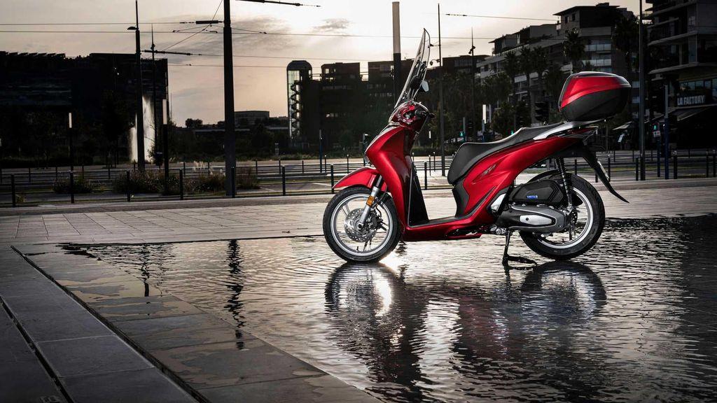 Honda SH 125/150i 2020 chính thức ra mắt tại Việt Nam 16