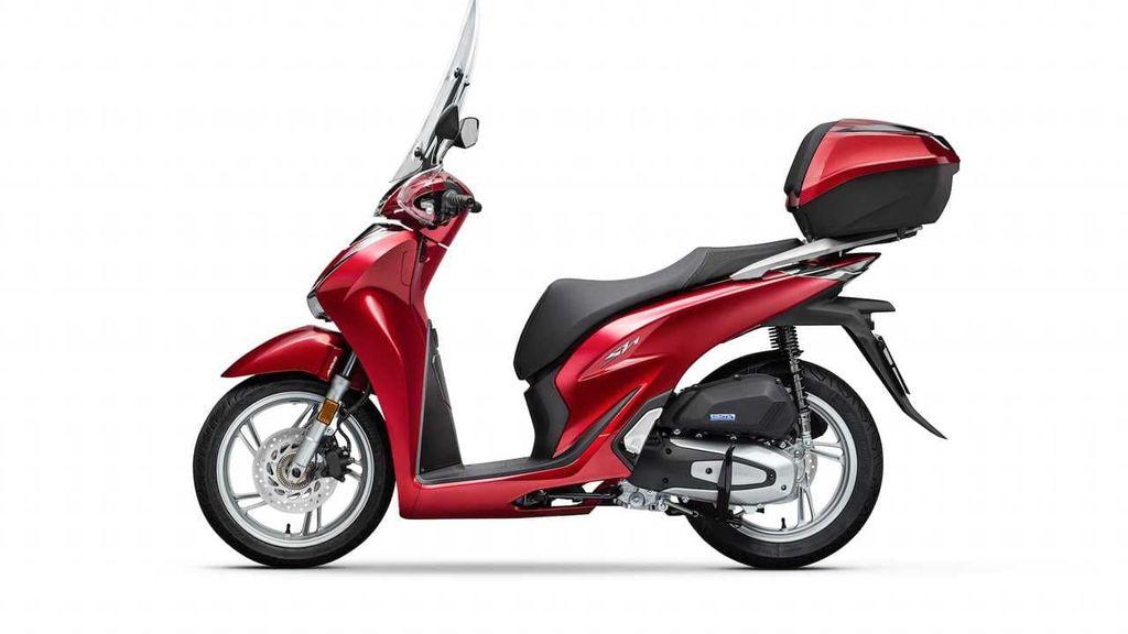 Honda SH 125/150i 2020 chính thức ra mắt tại Việt Nam 17