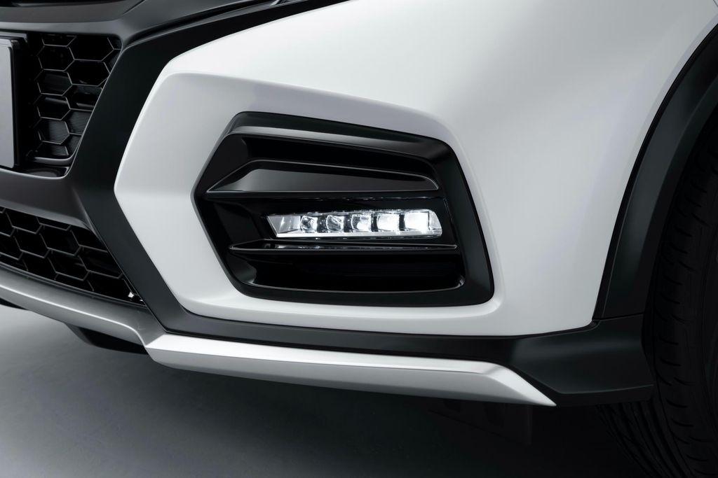 Đèn gầm xe Honda HRV 2020 màu trắng
