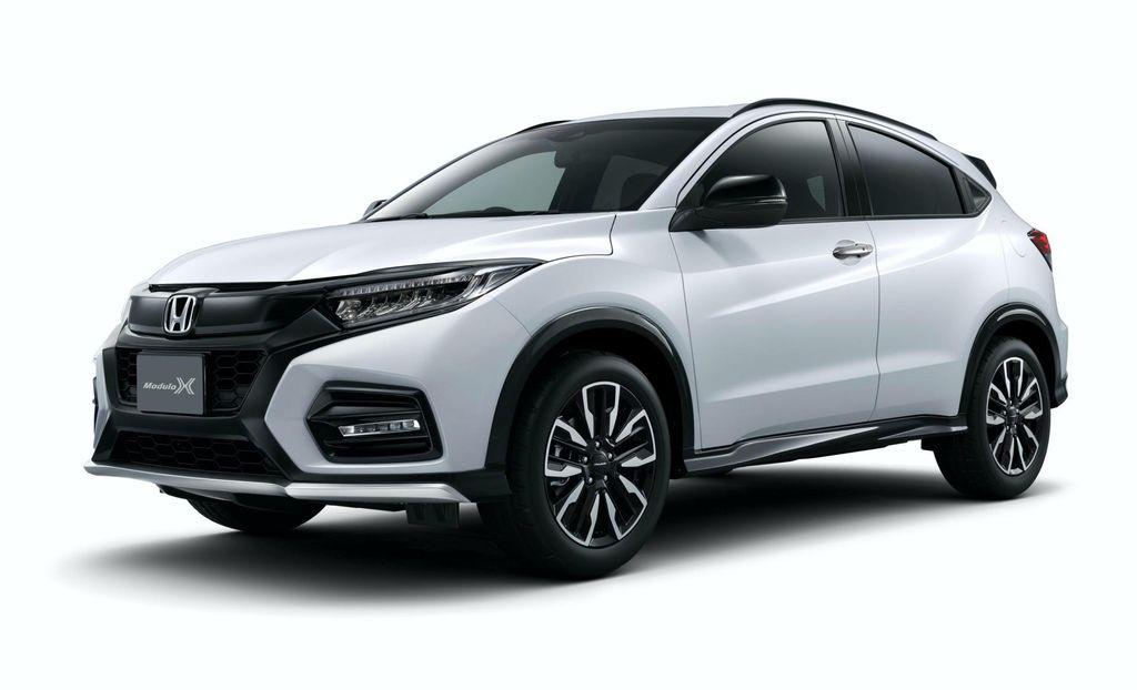 Ô tô Honda HRV 2020 màu trắng