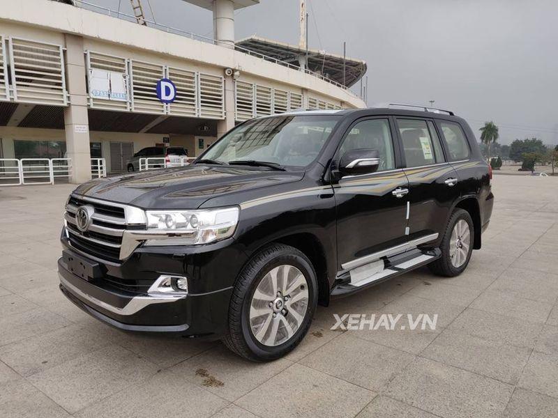 Toyota Land Cruiser Vxs 2019 được Rao Ban Với Gia 300 000 Usd Tại