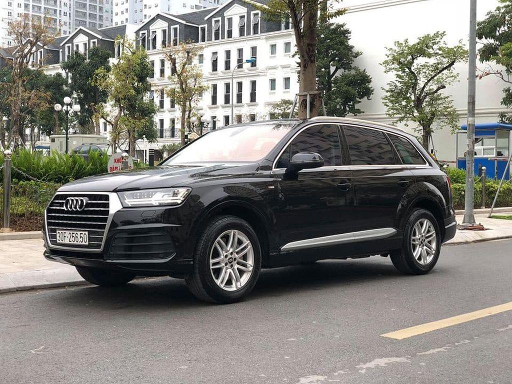 Audi Q7 Phien Bản Apec được Rao Ban 3 3 Tỷ đồng Tren Thị Trường Xe Cũ