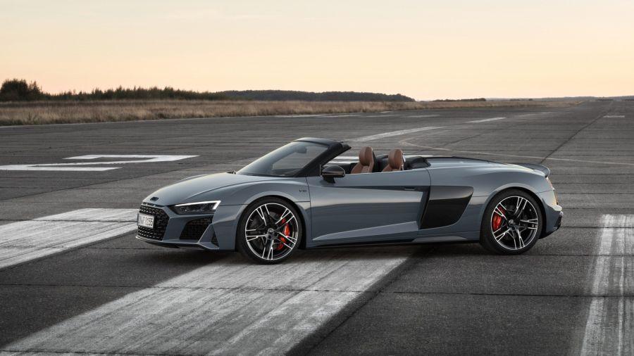 Siêu xe Audi R8 2020 ra mắt thị trường Mỹ, giá từ 3,95 tỷ VNĐ