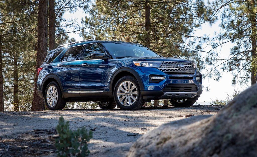 đanh Gia Xe Ford Explorer 2020 Cải Tiến Vượt Trội Gia Từ 788 Triệu Vnđ Tại Mỹ