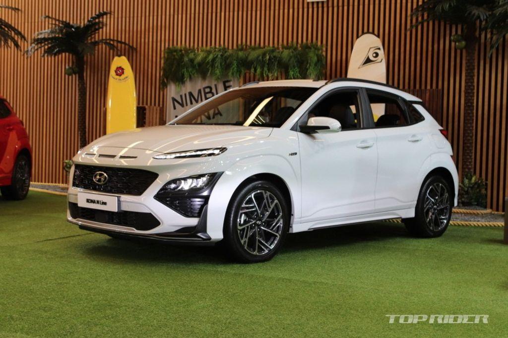 Xehay KONA 171020 18 Hyundai Kona 2021 nét đẹp riêng dành cho giới trẻ năng động