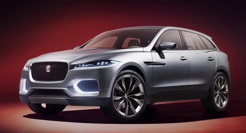 SUV chạy điện Jaguar J-Pace sẽ trở thành đối thủ trực tiếp của Tesla Model X
