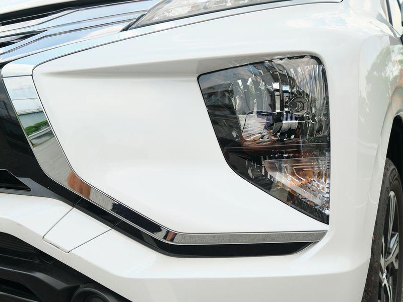 Mitsubishi Xpander 2020 mới màu trắng