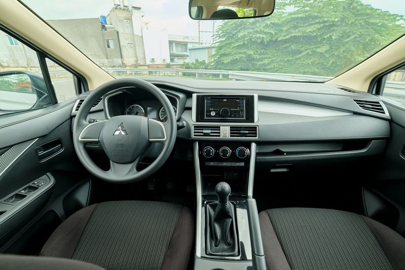 Mitsubishi Xpander 2020 màu trắng