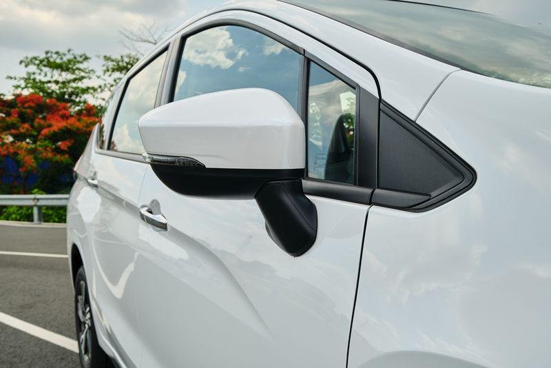 Mitsubishi Xpander 2020 màu trắng new