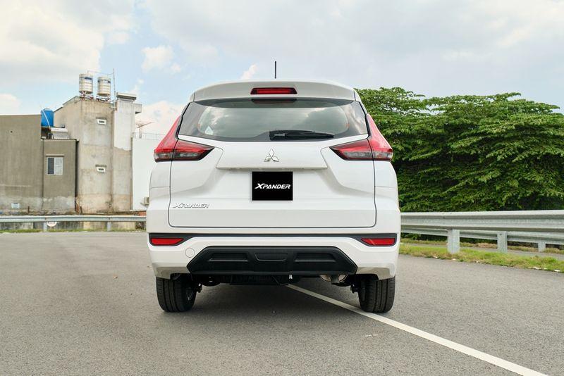 Mitsubishi Xpander MT 2020 màu trắng new