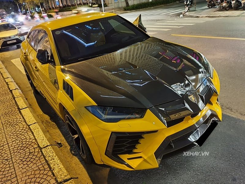 otolife Lamborghini Urus độc