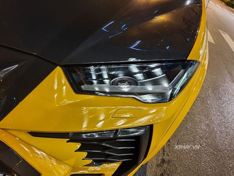 otolife Lamborghini Urus đèn trước