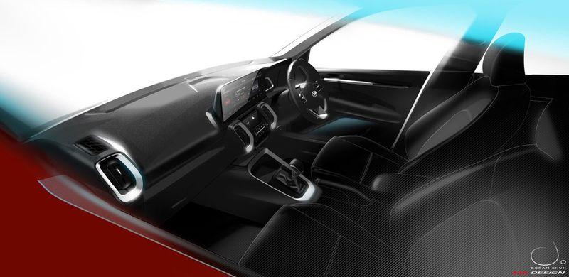 xehay kia sonet 31072020 2 result Crossover cỡ nhỏ Kia Sonet 2021 có màn hình trung tâm như trên xe sang