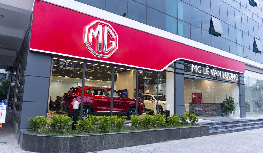 Xehay MG 150820 11 MG Việt Nam chính thức ra mắt, đồng loạt khai trương 5 đại lý trên toàn quốc