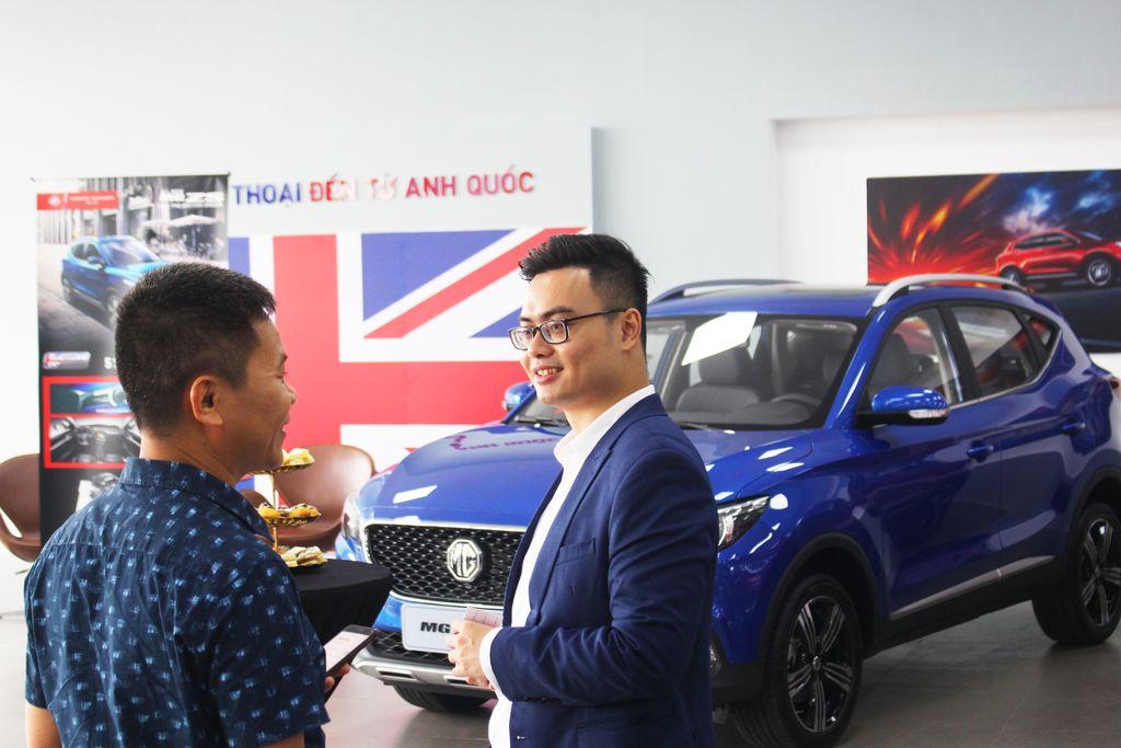 Xehay MG 150820 8 MG Việt Nam chính thức ra mắt, đồng loạt khai trương 5 đại lý trên toàn quốc