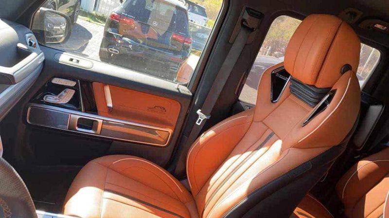 xehay mer amg g63 19082020 5 result Mercedes-AMG G63 40th Years Of Legend độc nhất chuẩn bị về Việt Nam