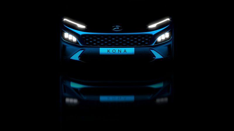 xehay Hyundai Kona 26082020 1 result Hyundai Kona 2021 sở hữu diện mạo phong cách và hiện đại hơn