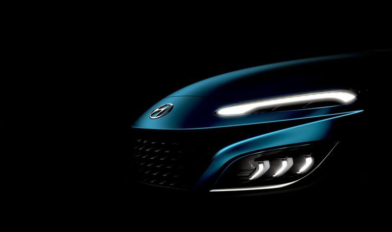 xehay Hyundai Kona 26082020 2 result Hyundai Kona 2021 sở hữu diện mạo phong cách và hiện đại hơn