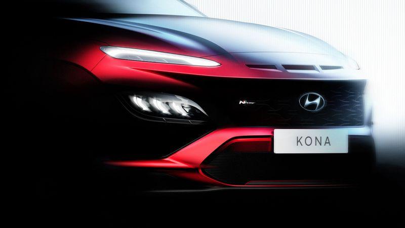 xehay Hyundai Kona 26082020 3 result Hyundai Kona 2021 sở hữu diện mạo phong cách và hiện đại hơn