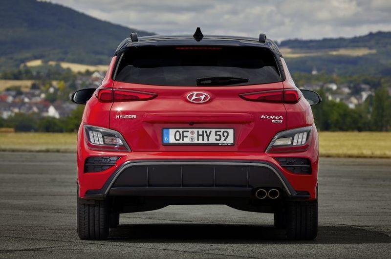 Hyundai Kona N Line 2021 mạnh gần 200 mã lực sắp ra mắt Malaysia, giá khoảng 900 triệu VNĐ