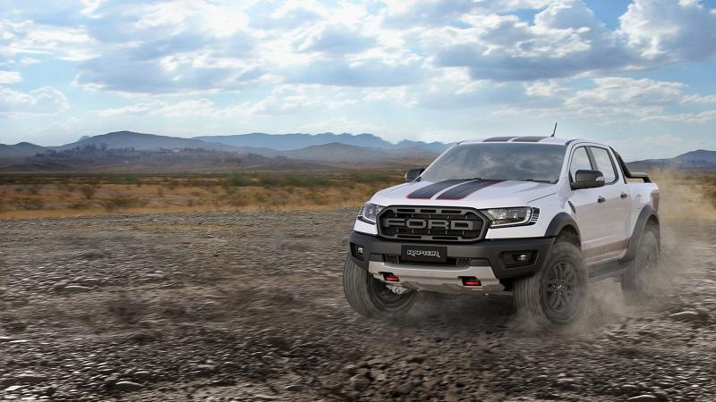 Ford Ranger Raptor X trình làng với nhiều phụ kiện mới