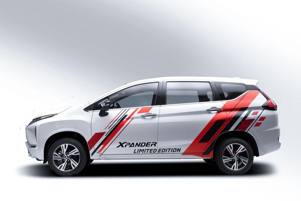 Mitsubishi việt nam giới thiệu mẫu xe xpander phiên bản đặc biệt giá 630 triệu đồng - 5