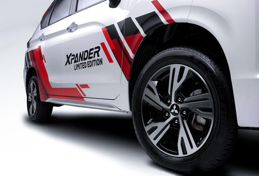 Mitsubishi việt nam giới thiệu mẫu xe xpander phiên bản đặc biệt giá 630 triệu đồng - 19