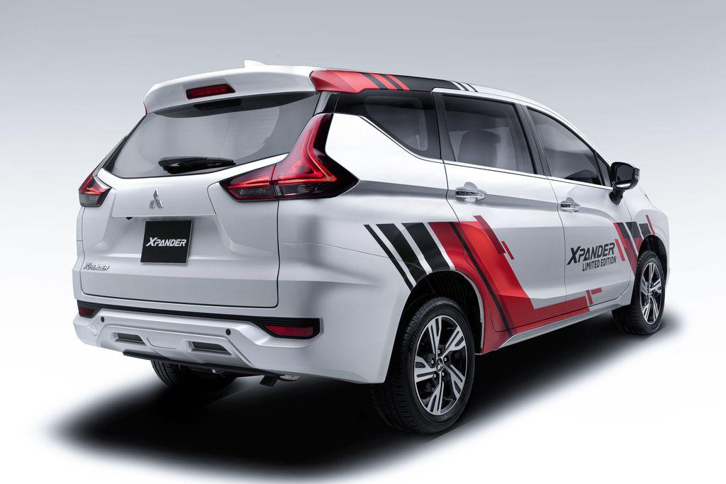 Mitsubishi việt nam giới thiệu mẫu xe xpander phiên bản đặc biệt giá 630 triệu đồng - 16