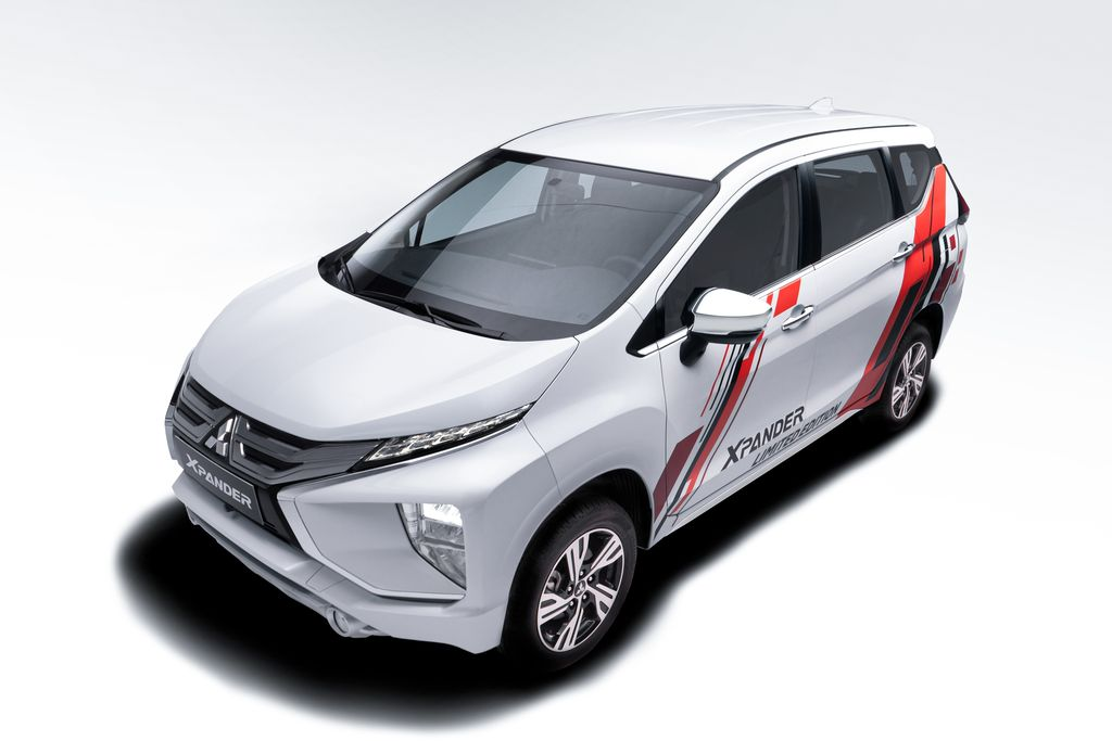 Mitsubishi việt nam giới thiệu mẫu xe xpander phiên bản đặc biệt giá 630 triệu đồng - 2