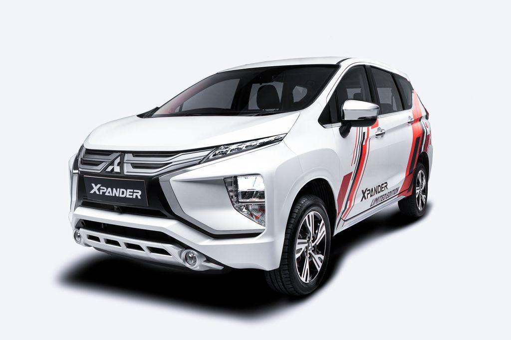 Mitsubishi việt nam giới thiệu mẫu xe xpander phiên bản đặc biệt giá 630 triệu đồng - 1