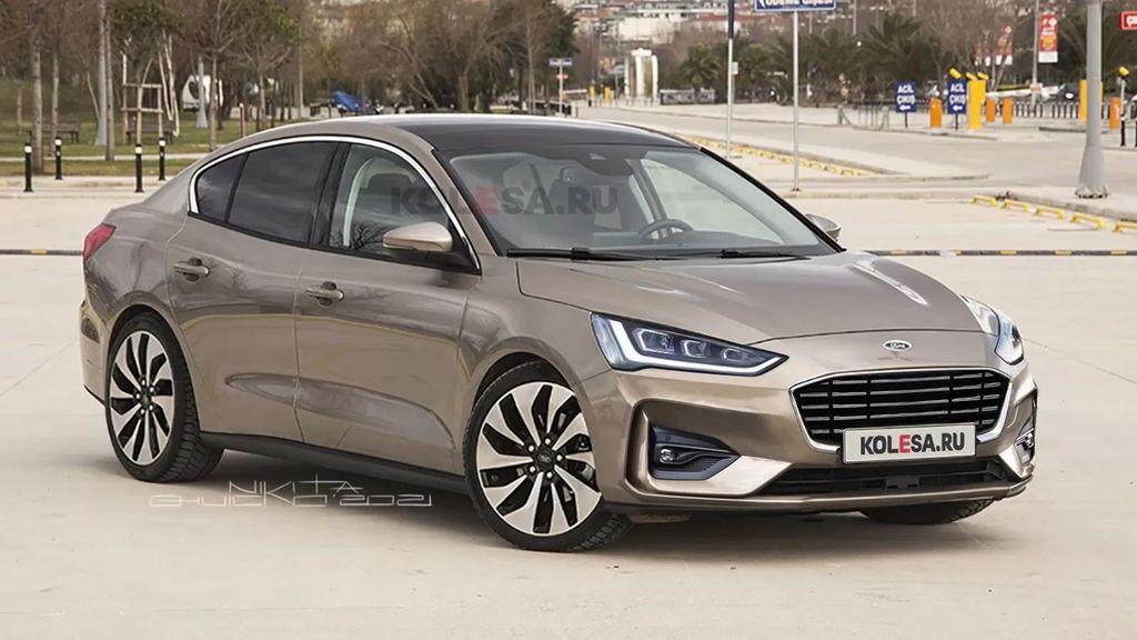 """Ford Focus 2022 lộ diện: Sự hồi sinh của một """"tên tuổi"""""""