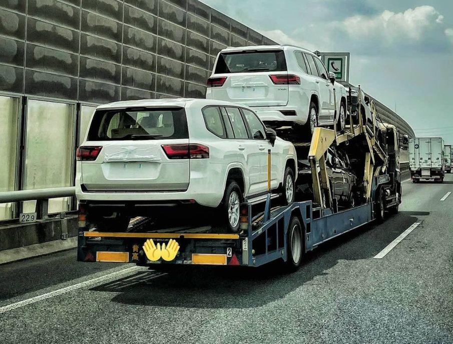 Toyota Land Cruiser 2022 chưa ra mắt nhưng đã nhận cọc tại Việt Nam