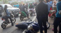 Thông tin mới vụ xe ô tô Audi đâm liên hoàn trên phố Nguyễn Khánh Toàn