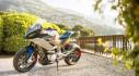 BMW Motorrad Concept 9cento 2018 góp vui tại Lễ hội xe cổ danh tiếng thế giới