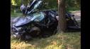 Siêu phẩm McLaren 720S tan tành chỉ sau một ngày về tay chủ mới