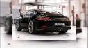 Xuất hiện một Porsche 911 GT3 Touring Package kỳ lạ với bộ cánh đen tuyền