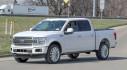 Ford F-150 Limited 2019 bị bắt gặp thử nghiệm với ống xả kép và cản sau mới