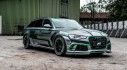 """Audi RS6-E Hybrid Concept của ABT """"đe dọa"""" những siêu xe mạnh mẽ nhất bằng động cơ 1.004 mã lực"""