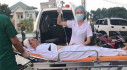 """Tai nạn lật xe """"túc túc"""" trên đảo Quan Lạn nhiều du khách bị thương"""