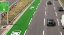 Đường cao tốc sinh ra điện mà vẫn an toàn cho xe