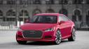 Audi TT thế hệ tiếp theo sẽ là một chiếc coupe 4 cửa